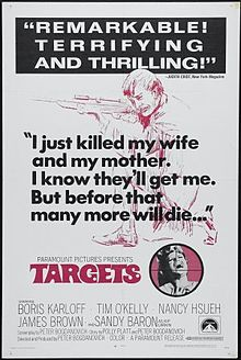 poster Targets (1968)