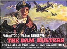 poster The Dam Busters (1955)