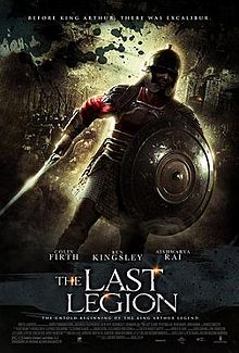 poster The Last Legion (2007)