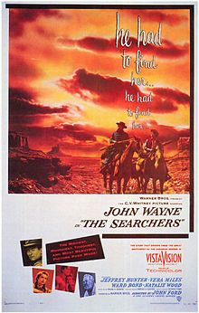 poster The Searchers (1956)