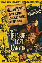 poster The Treasure Of Lost Canyon (1952)