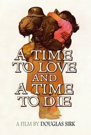poster A Time To Love And A Time To Die (1958)