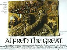 poster Alfred the Great (1969)