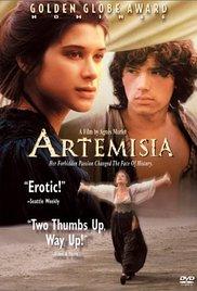 poster Artemisia (1997)