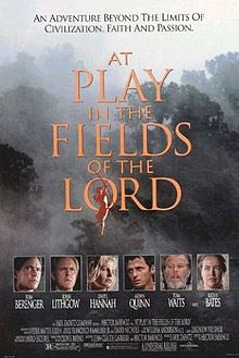 poster At Play In The Fields Of The Lord (1991)