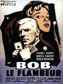 poster Bob Le Flambeur (1956)