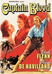 poster Captain Blood (1935)