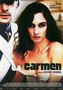 poster Carmen (2003)
