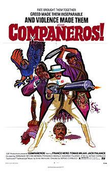 poster Companeros (1970)