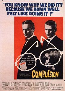 poster Compulsion (1959)