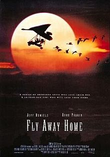 poster Fly Away Home (1996)