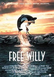 poster Free Willy (1993)