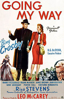 poster Going My Way (1944)