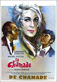 poster La Chamade (1968)