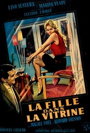 poster La Ragazza In Vetrina (1961)