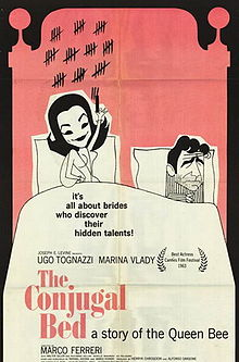 poster L'ape regina (1963)