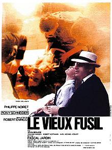 poster Le Vieux Fusil (1975)