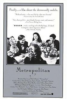 poster Metropolitan (1990)