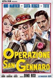 poster Operazione San Gennaro (1966)