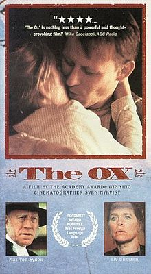 poster Oxen - The Ox (1991)