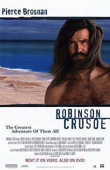 poster Robinson Crusoe (1997)