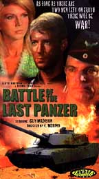 poster The Battle of the Last Panzer (1969)