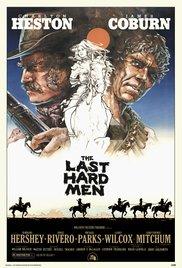 poster The Last Hard Men (1976)