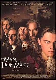 poster The Man in the Iron Mask (1998)