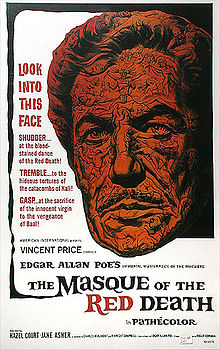poster The Masque Of The Red Death (1964)