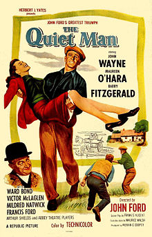 poster The Quiet Man (1952)