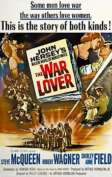 poster The War Lover (1962)