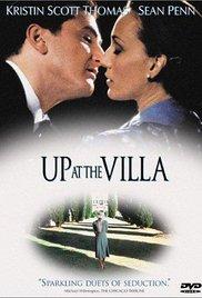 poster Up at the Villa (2000)