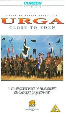 poster Urga - Close to Eden (1991)