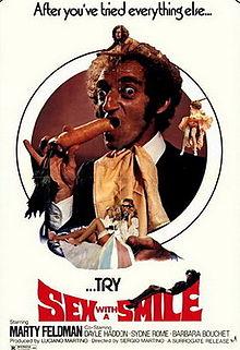 poster 40 gradi all'ombra del lenzuolo (1976)