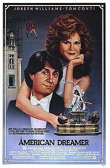 poster American Dreamer (1984)