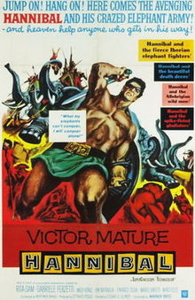 poster Annibale (1959)