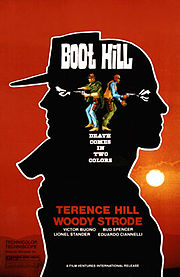 poster Boot Hill (1969)