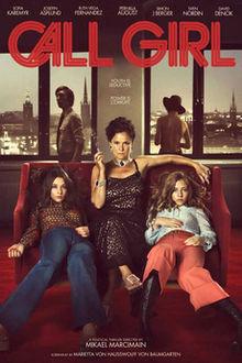poster Call Girl (2012)