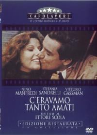 poster C'eravamo Tanto Amati (1974)