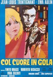 poster Col Cuore In Gola (1967)