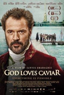 poster God Loves Caviar (2012)