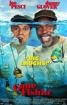 poster Gone Fishin' (1997)