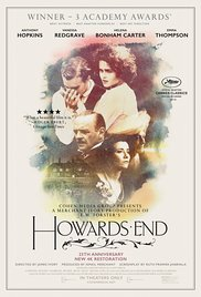 poster Howards End (1992)