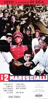 poster I Due Marescialli (1961)