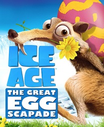 poster Ice Age The Great Egg-Scapade (2016)