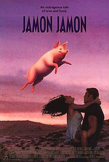 poster Jamon, Jamon (1992)