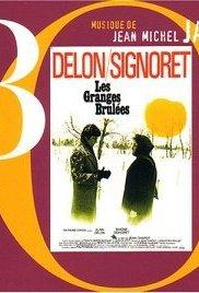 poster Les Granges Brulees (1973)