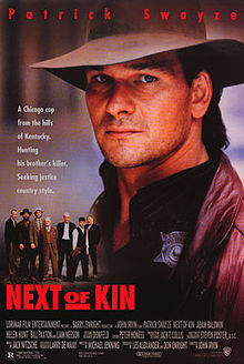 poster Next Of Kin (1989)