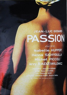 poster Passion (1982)