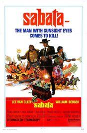 poster Sabata (1969)